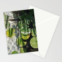 You're My Lilypad Stationery Cards