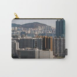 Kowloon, Hong Kong Carry-All Pouch