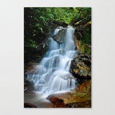 Thai Waterfall Canvas Print