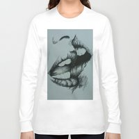 romance Long Sleeve T-shirts featuring Romance by Esteban Garza