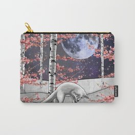 Jumping Fox Carry-All Pouch