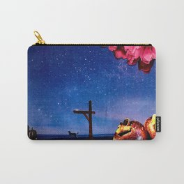 Early Morning Stars Carry-All Pouch