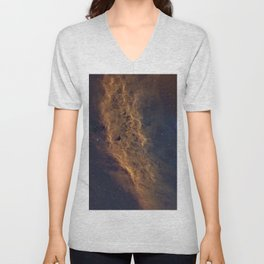 California Nebula Unisex V-Neck