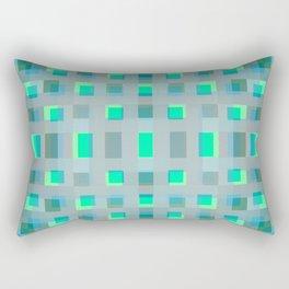 pixel pattern. 3. 4b Rectangular Pillow