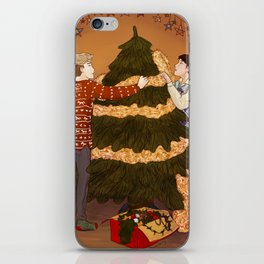 Shingeki No Christmas - Jeanmarco I iPhone Skin