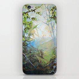 Misty Woods iPhone Skin