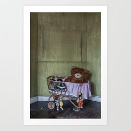 Children's room Art Print