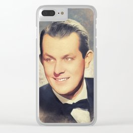 Vaughn Monroe, Music Legend Clear iPhone Case