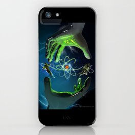 The Atom Control iPhone Case