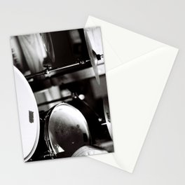 Drums Stationery Cards