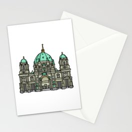 Berlin Cathedral Stationery Cards