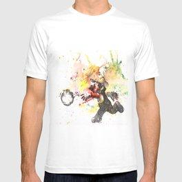 Mario Throwing Fireball T-shirt