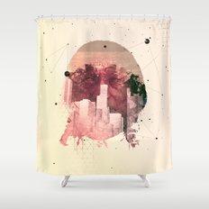 Sitting Bull Forever Shower Curtain