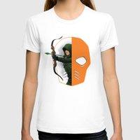 superheros T-shirts featuring Masked by Dooomcat