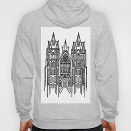Cathedral Facade Hoody