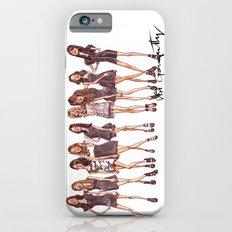 K-Pop Watercolor Slim Case iPhone 6s