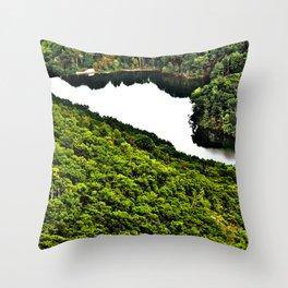 Hidden Lake Photography Throw Pillow
