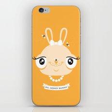 Ms. Honey Bunny iPhone & iPod Skin