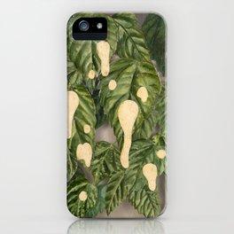 Foliage I iPhone Case