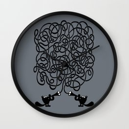 Jammin Wall Clock