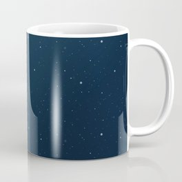 Star Stuff (Science Fiction Wrapping Paper No. 2) Coffee Mug
