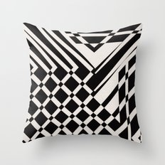 Connection Fail Throw Pillow