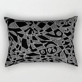 Scattered 2 (Inverted) Rectangular Pillow