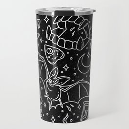 Halloween Horrors Travel Mug
