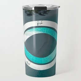 Eye of the Ocean Travel Mug