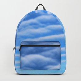 Blue Sky & Clouds Backpack