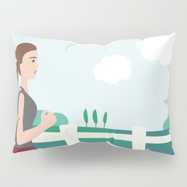 Fresh Air Runner Pillow Sham
