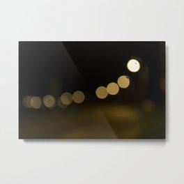 Blur (1) Metal Print
