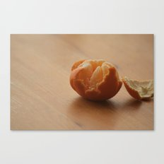 Oranges and...... Canvas Print