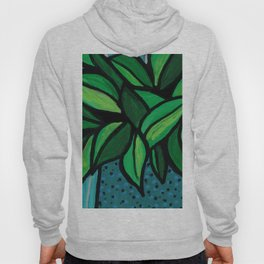 Happy Little Plant Hoody
