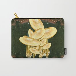 Floating fungi Carry-All Pouch