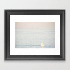 shipping Framed Art Print