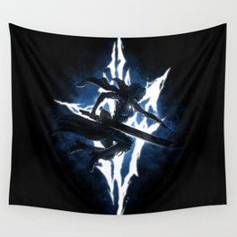 Lightning Returns Wall Tapestry