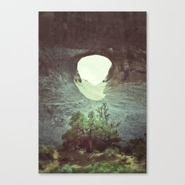 Tunnel Arch, Arches National Park, UT  Canvas Print