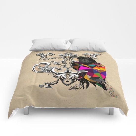 RAVEN COLOR  Comforters
