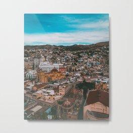 Mexico 50 Metal Print