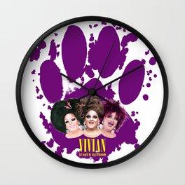 Vivian Wall Clock