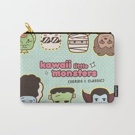 Kawaii Little Monsters Series 1 Group Carry-All Pouch