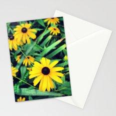Black Eyed Lady Stationery Cards