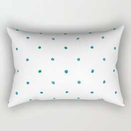 Dots Ahoy Rectangular Pillow