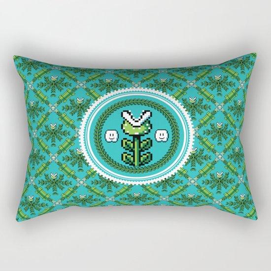 8bit Deco Rectangular Pillow