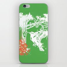 Goldfinch Mother - Spring Explosion iPhone & iPod Skin