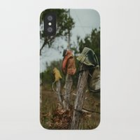western iPhone & iPod Cases featuring Western Boots by OctaviusEst