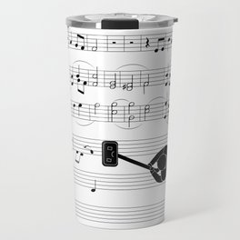Vacuum sound Travel Mug