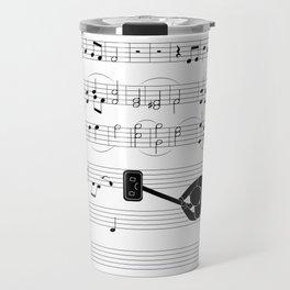 Vacuum sound Travel Mug