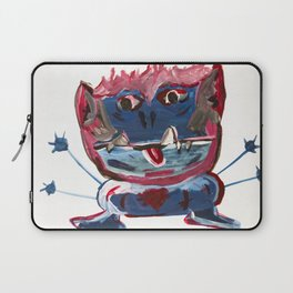 Ms. Fledermüller just wants to be loved Laptop Sleeve